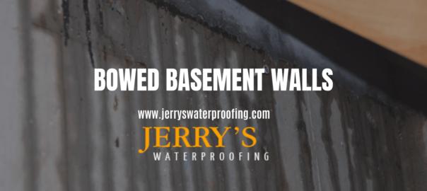 Bowed Basement Walls in Nebraska