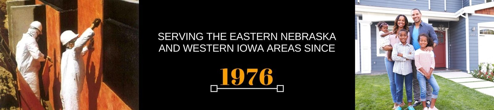serving the eastern nebraska and western iowa areas since 1976