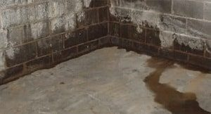 Basement Waterproofing with sump pump installation