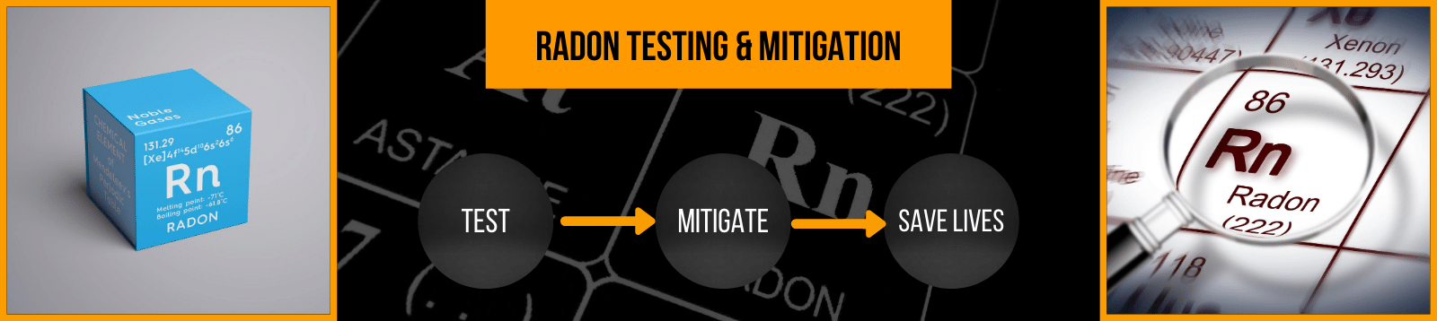 Radon testing and mitigation for Omaha, NE and Western Iowa