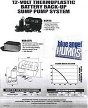 sump pumps by jerry's waterproofing