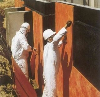 waterproofing membranes in nebraska and iowa protects homes